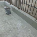 屋上ウレタン防水下地
