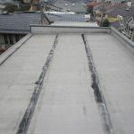 屋上シート防水の劣化